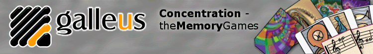 Concentration - the Memory Games
